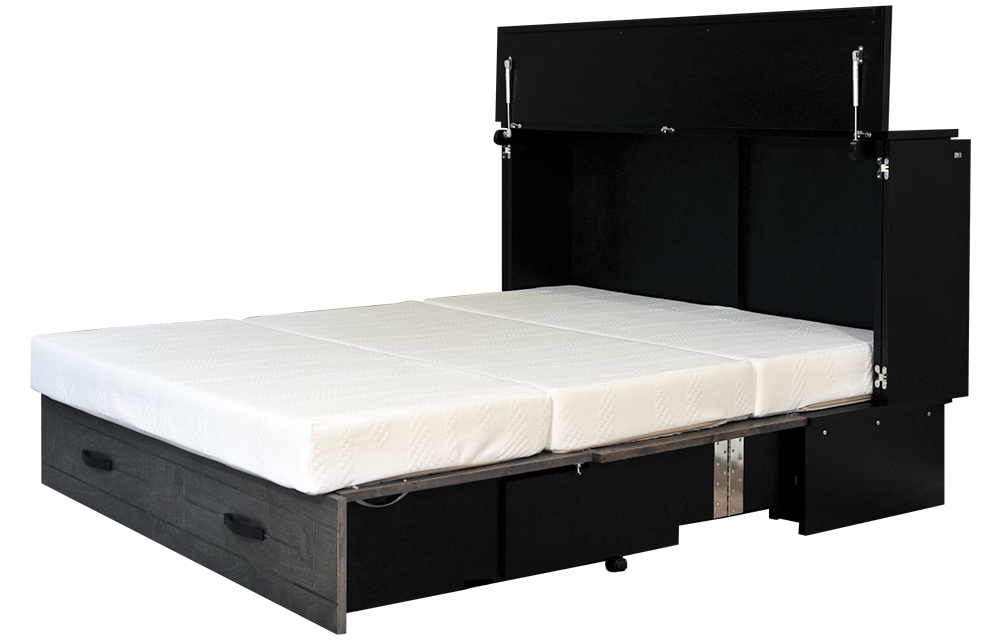 Cabinet Bed Metro  sc 1 th 180 & Cabinet Bed u2013 Your Space Saving Sleep Solution